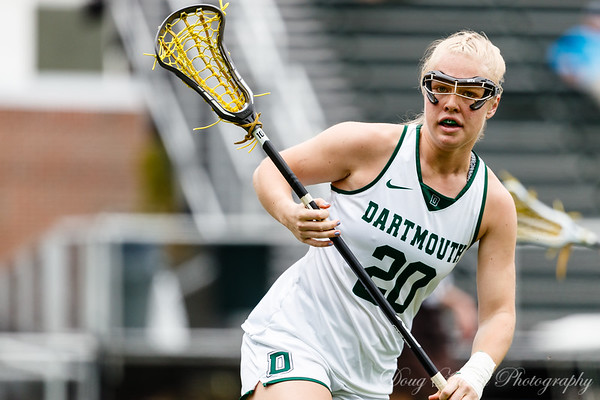 Brown vs Dartmouth Women's Lax