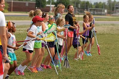 Brownsburg Girls Lacrosse Clinic