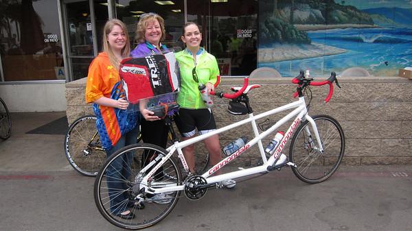 2013 Bruce Millikin Memorial TREK Ride