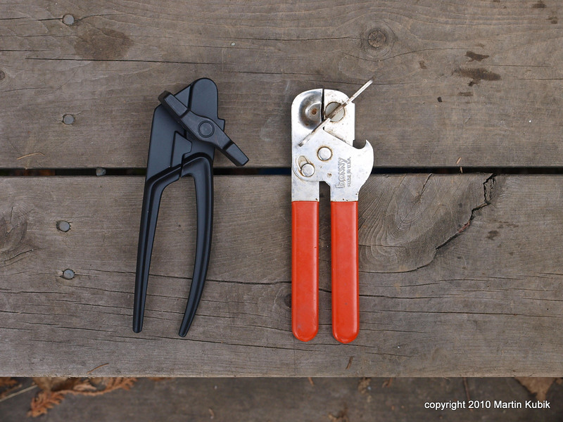 Why the two can openers?   Besides taking care of the BWCA trails, we also take care of, in small ways, the US Forest Service cabin on Brule Lake.   On this trip we replaced a dull can opener with a new one.
