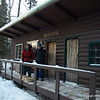 We spent first night at Bally Creek Camp.