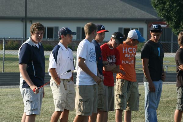 Bryce Golf 2011 Soph. year