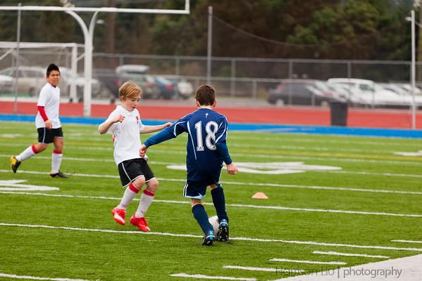 Bryce soccer 1/15