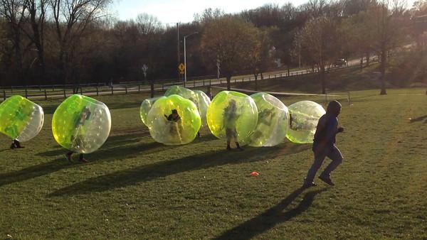 Bubble Soccer - Lenexa, Ks