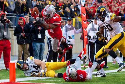 Iowa at Ohio State 2013