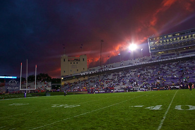 Ohio State at Northwestern 2013