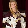Hannah Wonderling cheerleading