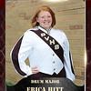 2x3 Banner Honeycomb Drum Major Erica Hitt