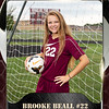 2x3 Banner Honeycomb Soccer Brooke