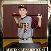 2x3 Banner Baseball Gruskiewicz