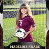 2x3 Banner Honeycomb Soccer Madeline