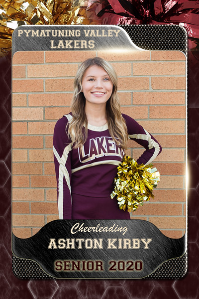 2x3 Banner Honeycomb Cheer Ashton