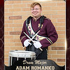 2x3 Banner Honeycomb Drum Major Adam