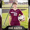 2x3 Banner Honeycomb Soccer Zoe