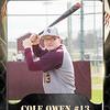 2x3 Banner Baseball Owen