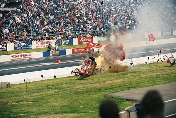 Budweiser Bernstein Crash