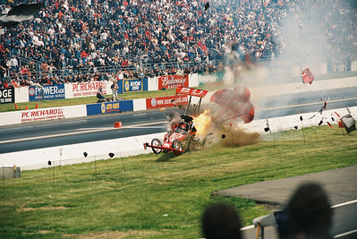 Budweiser Bernstein Crash