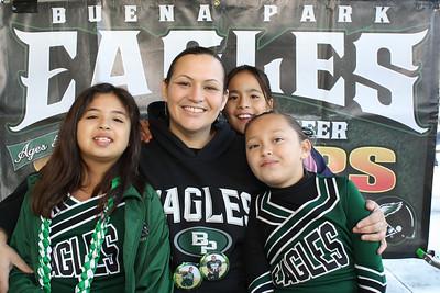 Buena Park Youth Football Year End Celebration - Individual Photos