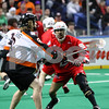 Buffalo Bandits vs Boston Blazers