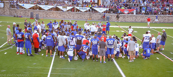 Buffalo Bills Training Camp 14