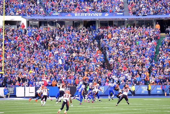 Buffalo Bills VS Cincinnati Bangles
