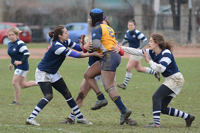 Buffalo Women's Rugby 11 April 2015