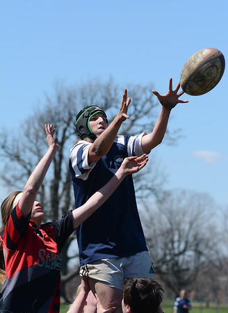 Buffalo Women's Rugby 25April2015