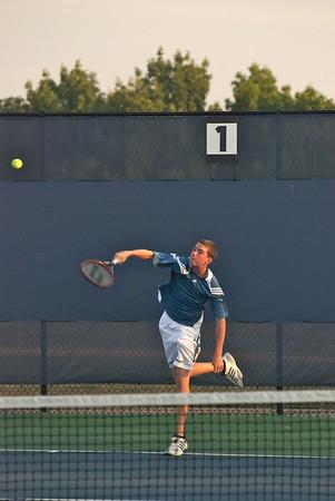 Bulldog Tennis 2007