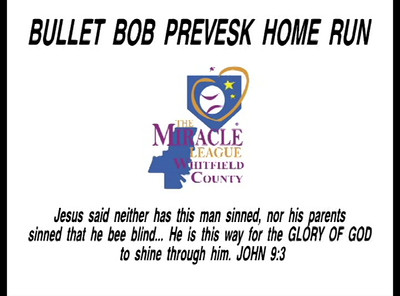 Bullet Bob Prevesk Home Run Video