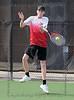 Burleson Varsity tennis vs Burleson Centennial High, Sept. 14, 2021