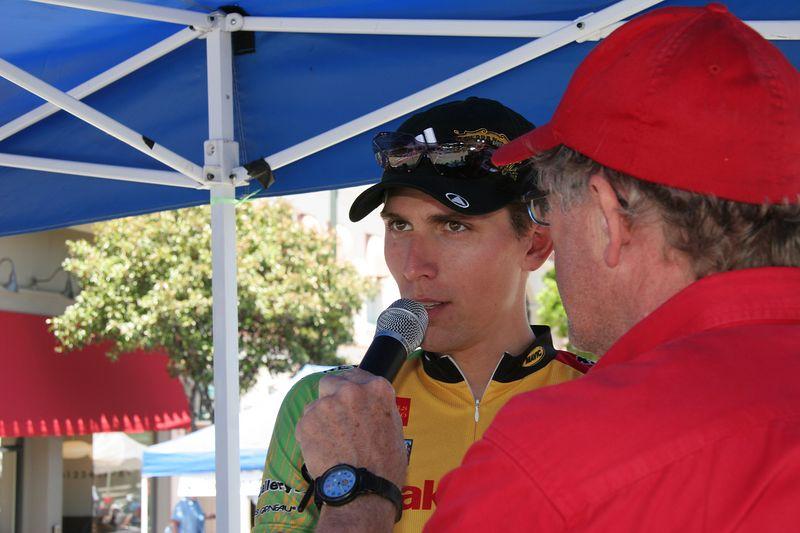 Jackson Stewart interviewed by Tom Simpson