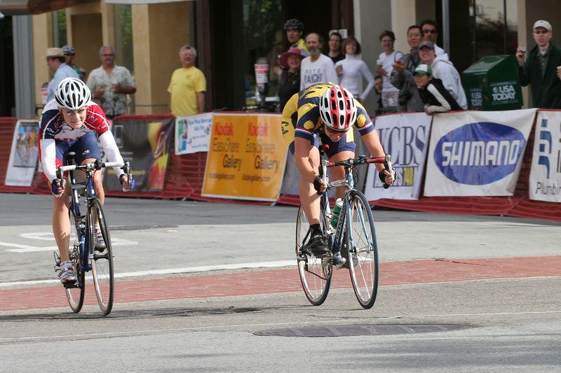 Marcela Smid wins Women 3/4