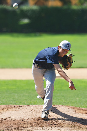 Burlingame Baseball Aug 29th 2010