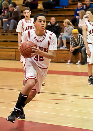 Burlingame Fosh/soph Basketball Jan 2 2010