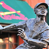 Cool Papa Bell of the Negro Leagues.