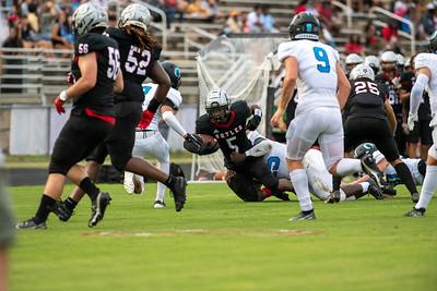 Oceanside Highschool Charleston v Butler Bulldogs 8-21-2021 by Jon Strayhorn