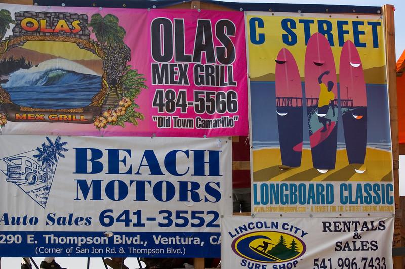 C Street Longboard Contest 2007
