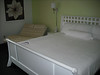 My room in the Capri Hotel