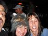Thursday night bowling. Diane Vlach (center) and Nancy Warren. George Ruiz, now co-RD of TRT 50K/50M/100M, behind us. Dean Dyatt behind Nancy's head.