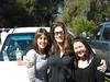 L to R: Nancy Warren, Melissa Johnson and Diane Vlach