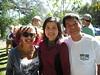 Catra Corbett, Mylinh Nguyen and Joe Pham