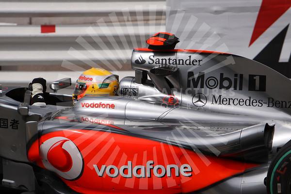 F1 MONACO  2009