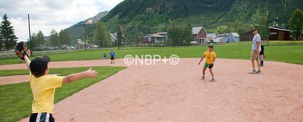 CB Town Rec Farm League baseball 7/18/12