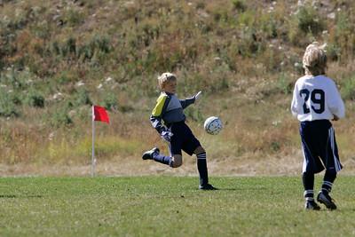 CB Soccer U12 9/24/11