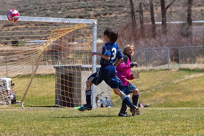CB U12 soccer @ Gunnison 4/28/12