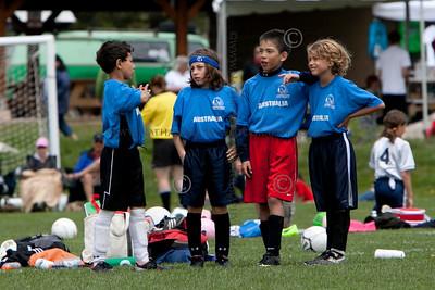 Carbondale soccer 2011