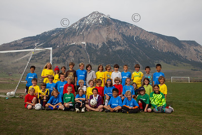 Crested Butte U10 Soccer 2010-11