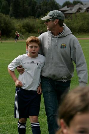 U12 Soccer in Telluride 9/10/11