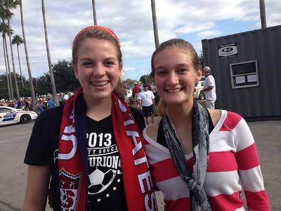 CCS Soccer 2013 (Girls)