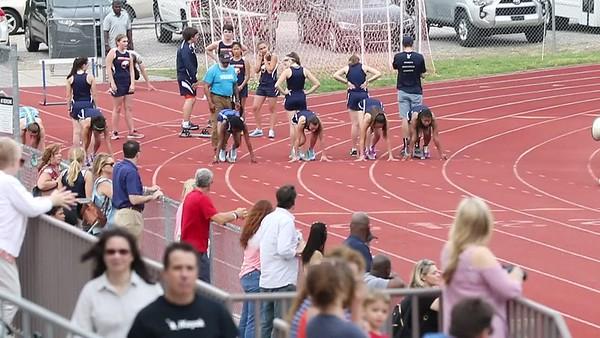 100 Meters - Girls